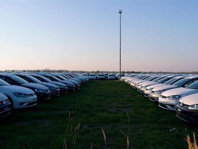 brugt VW Golf 1,5 TSI BMT EVO Highline DSG 150HK 5d 7g Aut. - Personbil - Gråmetal