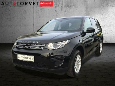 brugt Land Rover Discovery Sport 2,0 eD4 Pure