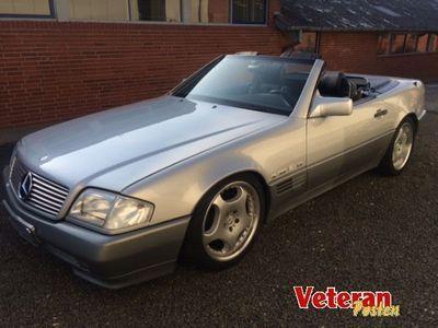 brugt Mercedes SL500 V 8 Cabriolet