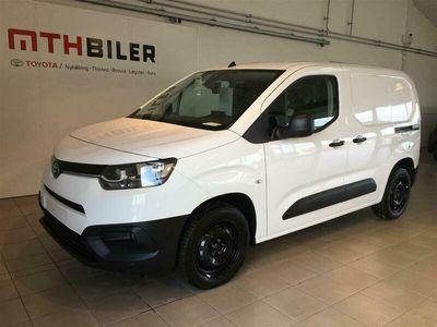 brugt Toyota Proace City Medium 1,5 D Comfort Smart Active Vision 102HK Van