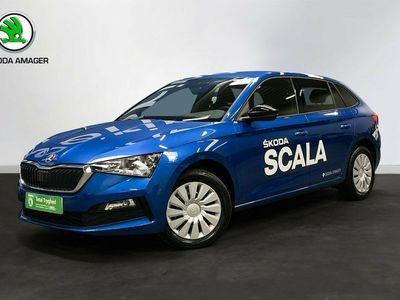 brugt Skoda Scala 1,6 TDi 115 Ambition DSG