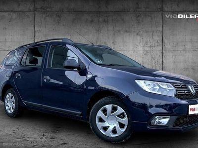 brugt Dacia Logan 1,5 DCi Ambiance Start/Stop 90HK