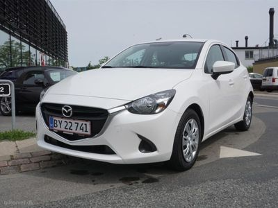 second-hand Mazda 2 1,5 Vision 90HK 5d