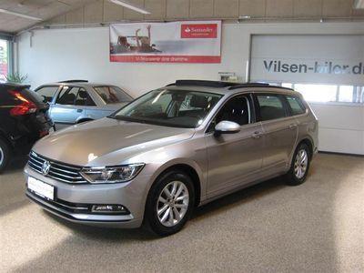 brugt VW Passat Variant 1,4 TSI BMT ACT Comfortline Plus DSG 150HK Stc 7g Aut.