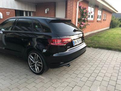 brugt Audi A3 Sportback Atrraction