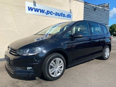brugt VW Touran 1,2 TSi 110 Trendline 7prs