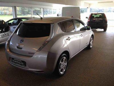 brugt Nissan Leaf el EL 109HK 5d Aut.
