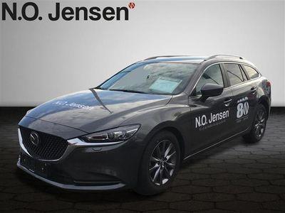 brugt Mazda 6 2,0 Skyactiv-G Vision 145HK Stc 6g