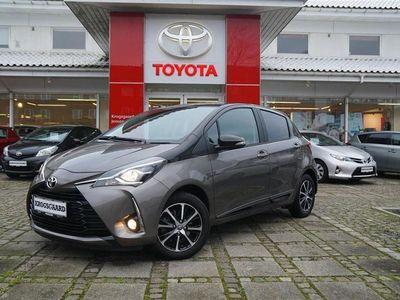 brugt Toyota Yaris 1,5 VVT-I T3 Premium 111HK 5d
