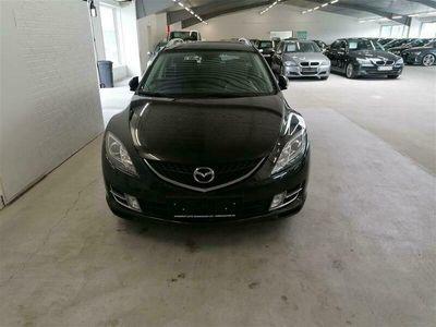 brugt Mazda 6 2,0 DE DPF Advance 140HK Stc 6g