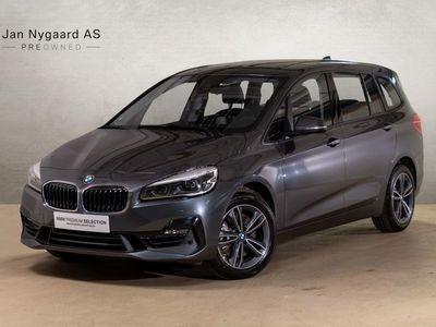 brugt BMW 220 Gran Tourer i 2,0 Sport Line aut.
