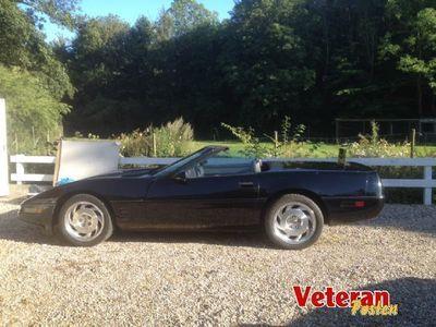 usado Chevrolet Corvette Cab