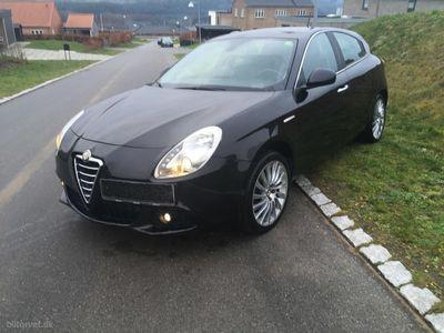 brugt Alfa Romeo Giulietta 2,0 JTDM Distinctive 170HK 5d 6g