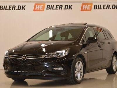 brugt Opel Astra CDTi 136 Dynamic ST