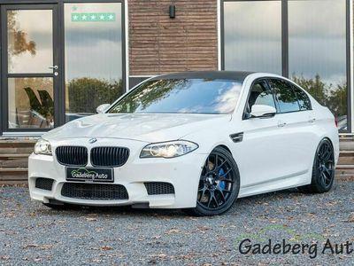 brugt BMW M5 4,4 aut.