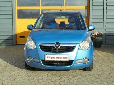 brugt Opel Agila 1,3 CDTi 75 Enjoy