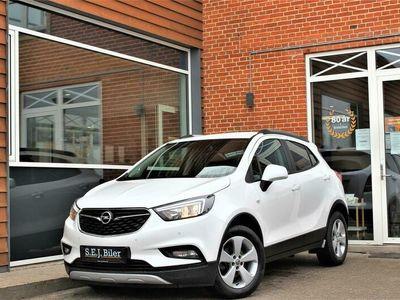 brugt Opel Mokka X 1,4 Turbo Enjoy 140HK 5d 6g Aut. B