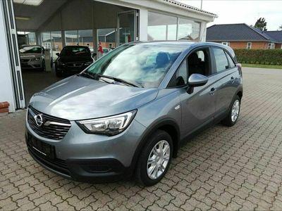 brugt Opel Crossland X 1,2 Turbo Enjoy Start/Stop 110HK 5d