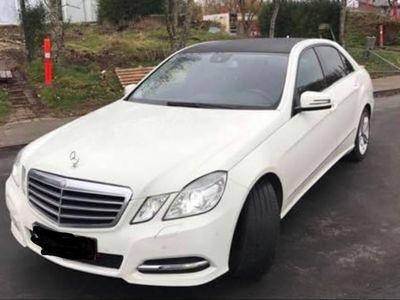 brugt Mercedes E220 2.1 170 HK Avantgarde