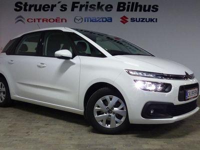 brugt Citroën C4 SpaceTourer 1,2 PureTech Platium start/stop 130HK