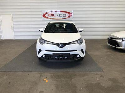 gebraucht Toyota C-HR 1,8 B/EL C-ENTER Multidrive S 122HK 5d Aut.