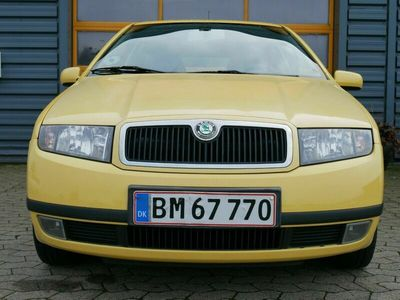 brugt Skoda Fabia 1,4 8V 68 Comfort Breeze Combi