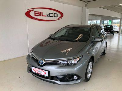 usado Toyota Auris Touring Sports 1,8 B/EL H2 Comfort 136HK Stc Aut.