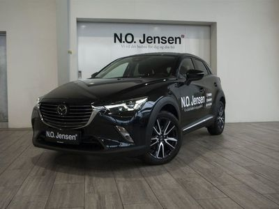used Mazda CX-3 2,0 Skyactiv-G Optimum 120HK 5d 6g Aut.