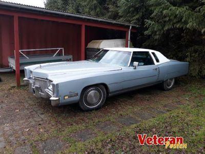 brugt Cadillac Eldorado Coupe