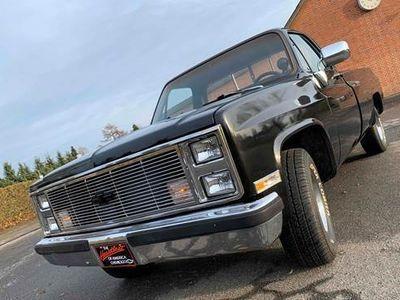 brugt Chevrolet C10 V8 LWB 5,7