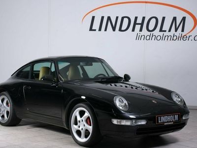 brugt Porsche 911 Carrera 3,6 Coupé