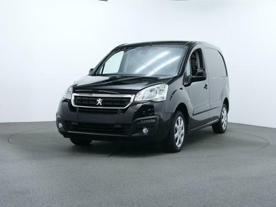 brugt Peugeot Partner L1 Flexpack 1,6 BlueHDi Premium Pro ESG 100HK Van Aut. A+