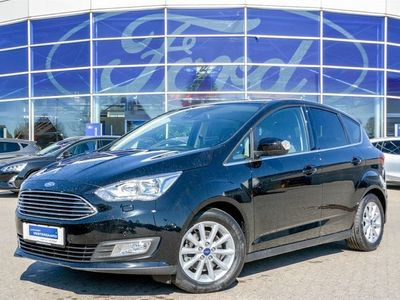 usado Ford C-MAX 1,5 EcoBoost Titanium Powershift 150HK 6g Aut.