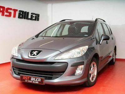brugt Peugeot 308 1,6 HDi 109 Comfort+ stc.