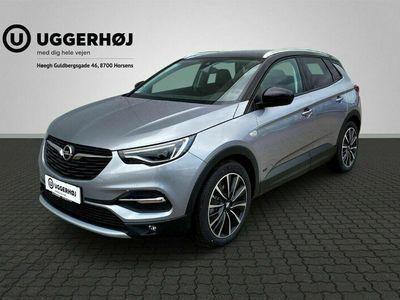 brugt Opel Grandland X 1,6 Hybrid Ultimate aut.