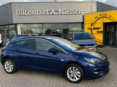 brugt Opel Astra 2 Turbo Elegance 110HK 5d 6g
