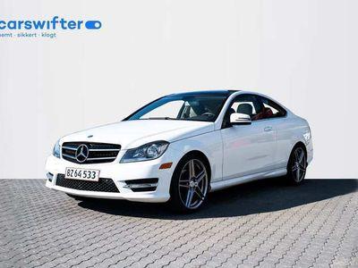 brugt Mercedes C250 CGI – US MODEL
