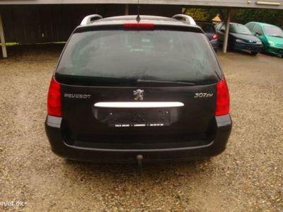 brugt Peugeot 307 1,6 HDI 110HK Stc