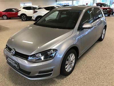 brugt VW Golf 1,6 TDI BMT Style DSG 110HK 5d 7g Aut. A+