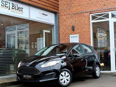 second-hand Ford Fiesta 1,5 TDCi Trend ECO 95HK 5d