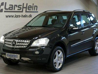 brugt Mercedes ML420 4,0 CDi aut. 4-M