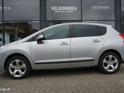 brugt Peugeot 3008 2,0 HDI FAP Premium Plus 150HK 6g