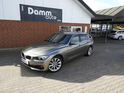 brugt BMW 320 2,0 d Touring Steptronic Sport Line 190HK st.car aut