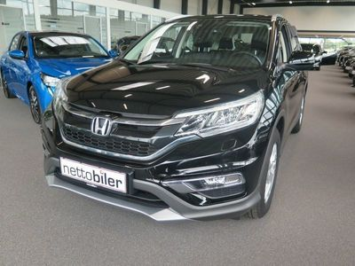 brugt Honda CR-V 1,6 i-DTEC Comfort