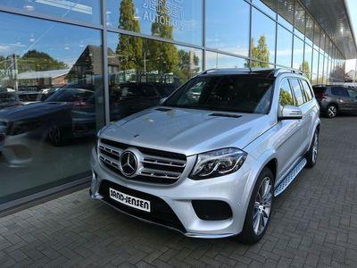 brugt Mercedes GLS350 d 3,0 AMG+ aut. 4-M Van