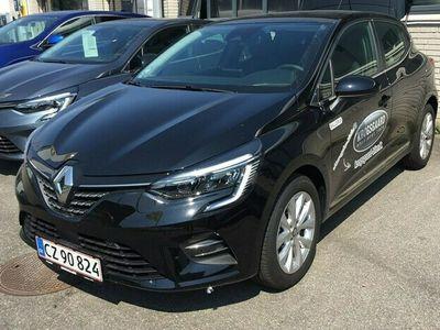 brugt Renault Clio 13 TCE Intens EDC 130HK 5d 7g Aut.