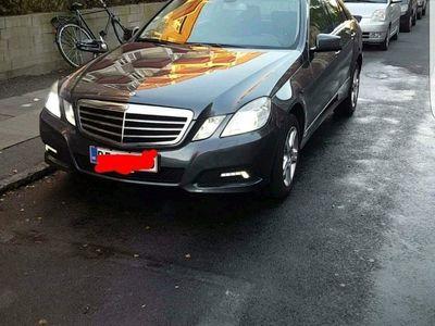 brugt Mercedes E220 2 CDI BlueEfficiency 170HK Aut.