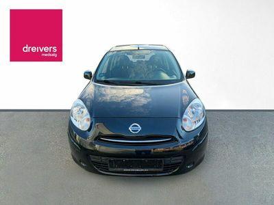 brugt Nissan Micra Bilen er solgt