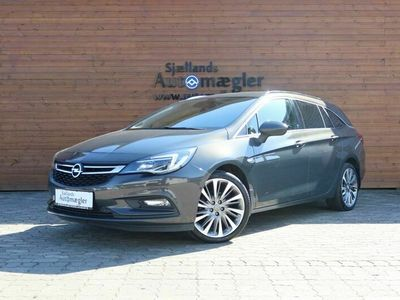 brugt Opel Astra 4 T 150 Dynamic Sports Tourer aut.