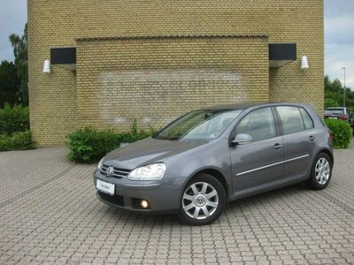 used VW Golf V 2,0 FSi Comfortline